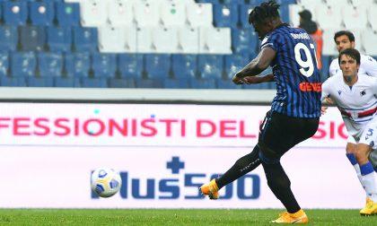 Duvan Zapata ha raggiunto quota 50 gol con l'Atalanta: un giocatore irrinunciabile