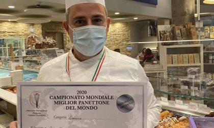 Il panettone del bergamasco Paolo Riva è il secondo più buono del mondo