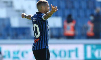 Cinque gol fatti e altrettanti quasi fatti. La Super Atalanta batte un buon Cagliari (5-2)