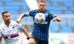 Ahi Atalanta, un altro passo falso in campionato: battuta dalla Samp 3-1