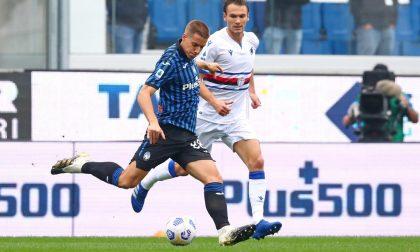 Verso Sampdoria-Atalanta, cercando la rivincita e altri punti per la Champions League