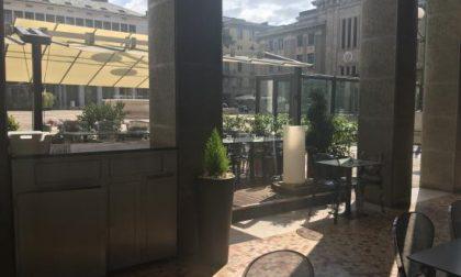 Un altro pezzo di storia di Bergamo rischia di sparire: in vendita il bar Borsa