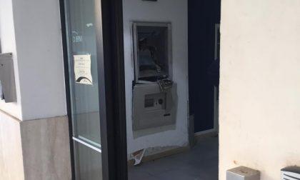 """La """"banda del botto"""" colpisce a Treviglio: salta in aria il bancomat"""