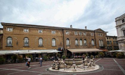 """Casa Suardi in Piazza Vecchia diventerà la """"vetrina"""" della biblioteca Mai"""