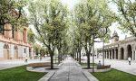 Sentierone, Teatro Donizetti e piazza Cavour: guardate come diventerà il centro di Bergamo