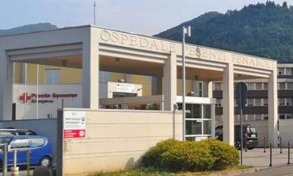 Ospedale di Alzano, reparto Covid riattivato per accogliere pazienti da Milano e dalla Brianza
