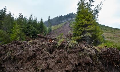 Rischio idrogeologico, in arrivo 26 milioni per la difesa del suolo