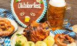 La cucina calorica dell'Oktoberfest arriva al Fabric into the Woods