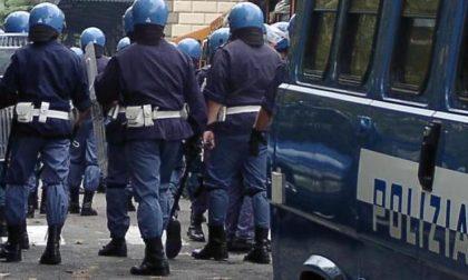 Manifestazione non organizzata a Bergamo, sale l'allerta in questura