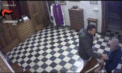 Falsi restauratori hanno truffato ed estorto centinaia di migliaia di euro a preti e parroci