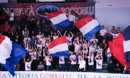 Zanetti-Casalmaggiore: il Pala Agnelli pronto ad accogliere nuovamente i tifosi rossoblù