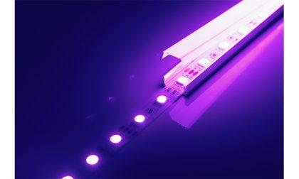 Profili a LED in alluminio: un prodotto Metal Center capace di dar lunga vita ai LED!