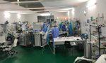 In Fiera ricoverati 27 pazienti gravi. La pressione sulle terapie intensive resta forte