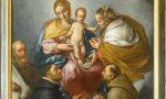 Al Museo della Basilica di Gandino la sorpresa di un dipinto inedito del pittore Carlo Ceresa