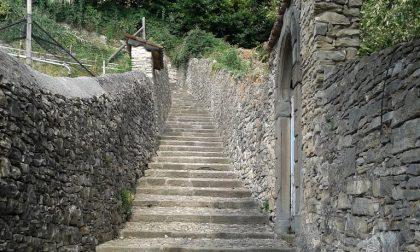 Da Longuelo a Città Alta, dal Comune 400 mila euro per restaurare le scalette