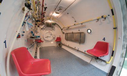 Intossicazione da monossido di carbonio, tre persone in camera iperbarica