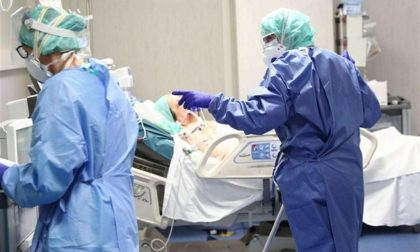 A Bergamo 128 casi in più. In Lombardia calano i nuovi accessi in terapia intensiva