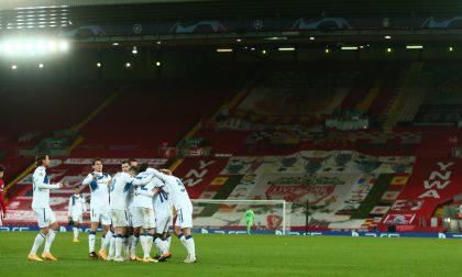 Capolavoro Atalanta, ad Anfield è stata sfoderata la partita perfetta: Liverpool battuto 2-0