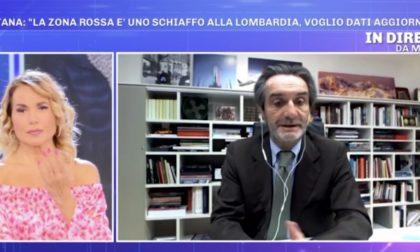 Zona rossa in Lombardia, Fontana: «Chiederemo allentamenti per i territori meno colpiti»