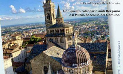 """Arriva """"Bergamo riparte 2021"""", il calendario solidale per sostenere la città dopo il Covid"""