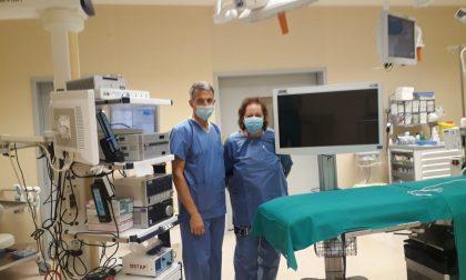 Fondazione Ubi dona al Papa Giovanni una colonna con tecnologia 3D per la chirurgia pediatrica