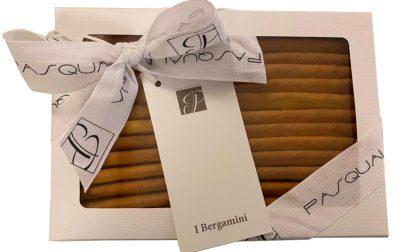"""Dalla creatività della Pasqualina nascono """"i Bergamini"""", i biscotti ispirati a Bergamo"""