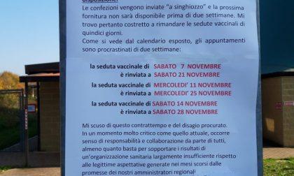 Vaccini antinfluenzali, l'avviso del medico che critica «l'organizzazione carente» di Regione