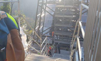 Ennesima tragedia al ponte San Michele di Calusco: si toglie la vita gettandosi nel vuoto