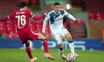Storica impresa dell'Atalanta ad Anfield: Liverpool battuto 2-0