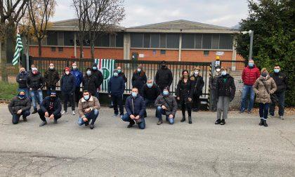 Chiude la Icar, 50 lavoratori in sciopero a Villa d'Adda