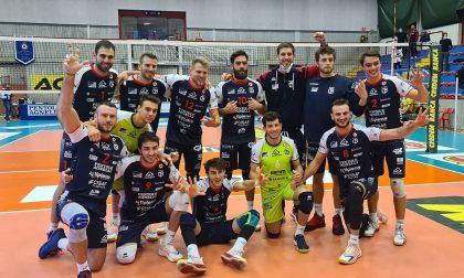 L'Agnelli Tipiesse ritorna in campo e si regala il successo nel derby con Brescia