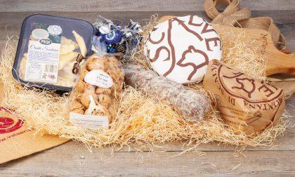 Cesti natalizi e una rete di delivery per il rilancio delle Valli Seriana e di Scalve
