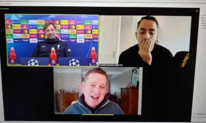 Klopp, tecnico del Liverpool, esalta la Dea (e il Papu): «Sfida più dura del girone»
