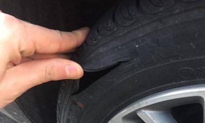 Un Halloween da dimenticare a Cividate: pneumatici tagliati e vandalismo al centro sportivo