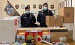 Ruba tremila euro di materiale destinato alle edicole: denunciato un 58enne bergamasco