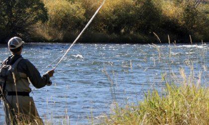 Contrordine: bloccata anche la pesca