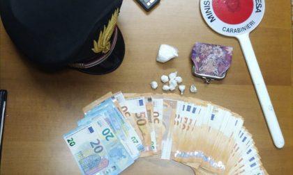 Mamma arrestata ad Albino per spaccio di cocaina
