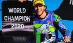 Campioni del mondo! Bastianini trionfa in Moto2 e porta l'Italtrans più in alto di tutti