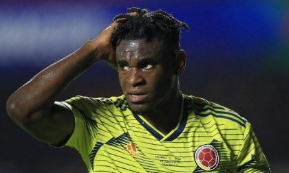Doppia disfatta per la Colombia: Zapata, Muriel e Mojica con il morale a terra