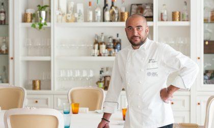 Allo chef bergamasco De Martino l'etichetta speciale di Comte de Montaigne