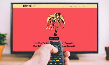 Il Teatro Donizetti va forte con la web tv: 2.200 abbonati per l'opera