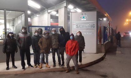 Sematic di Osio Sotto, altre 8 ore di sciopero: «190 lavoratori non sanno il loro destino»