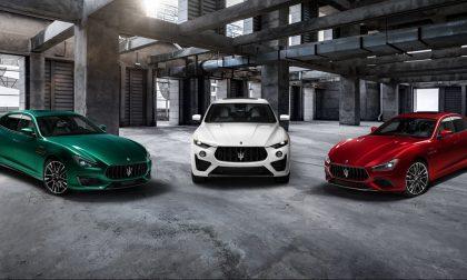 Da Scuderia Blu la nuova Maserati collection Trofeo, che diventa ancora più ampia