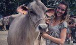 Giada, 19 anni, prende le redini dell'allevamento di famiglia a Capizzone