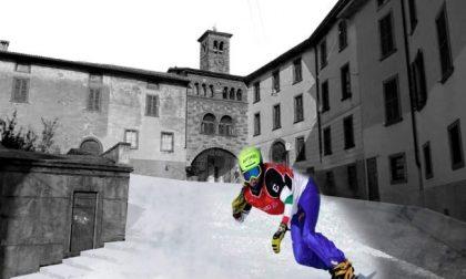 Coppa del Mondo di snowboard in Città Alta, Ribolla: «Il Comune non rinunci all'evento»