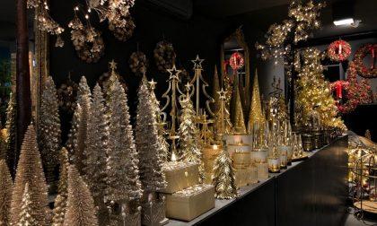 Madama Fiori accende il Natale a Bergamo, ed è boom di vendite online di addobbi natalizi