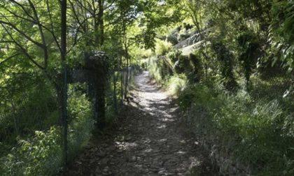 Riqualificazione delle scalette di Bergamo: nel 2021 lavori in via Lavanderio e a Longuelo