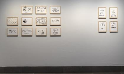 """Visita guidata virtuale alla mostra """"Ti Bergamo"""" della Gamec: un Fuoriprogramma"""