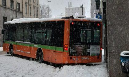 """Nevica e fioccano le polemiche: la Lega attacca il sindaco Gori per il """"piano neve"""""""