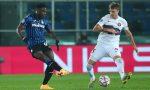 L'Atalanta si sveglia solo nel finale: 1-1 con il Midtjylland. Ma il Liverpool ci dà una mano